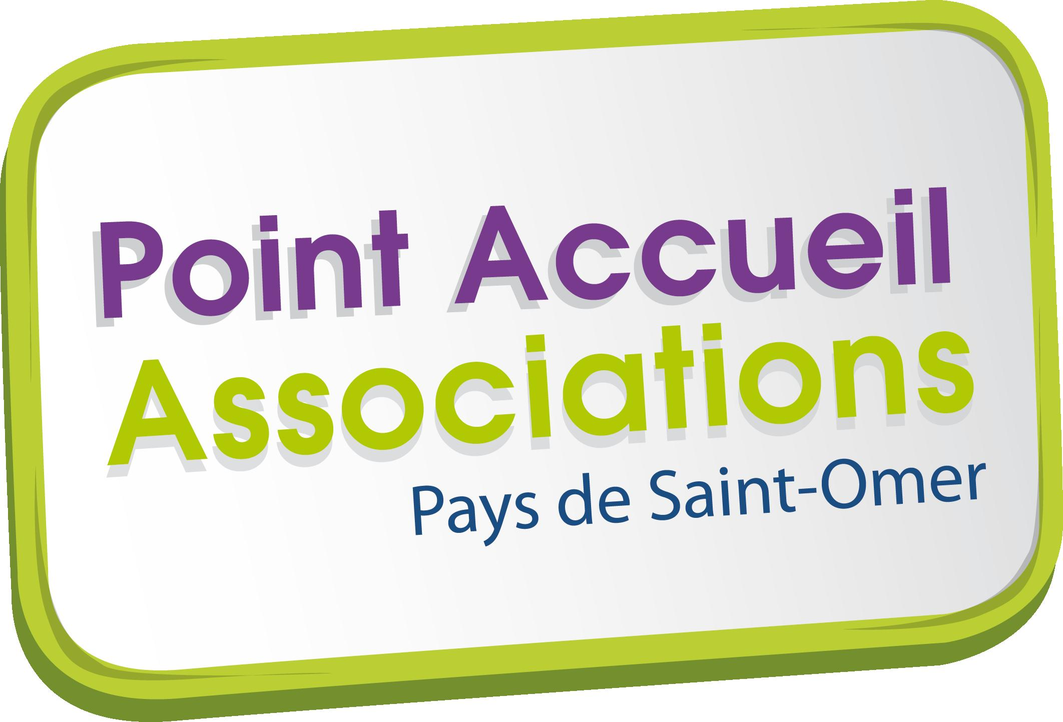 logo du Point Accueil Associations